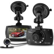 Dome G30B FHD140 fokos betekintési szögű autós kamera
