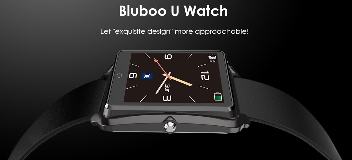 Bluboo U watch okosóra