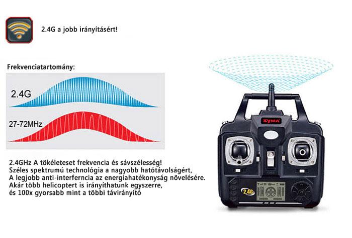 Syma X5C-1 drón