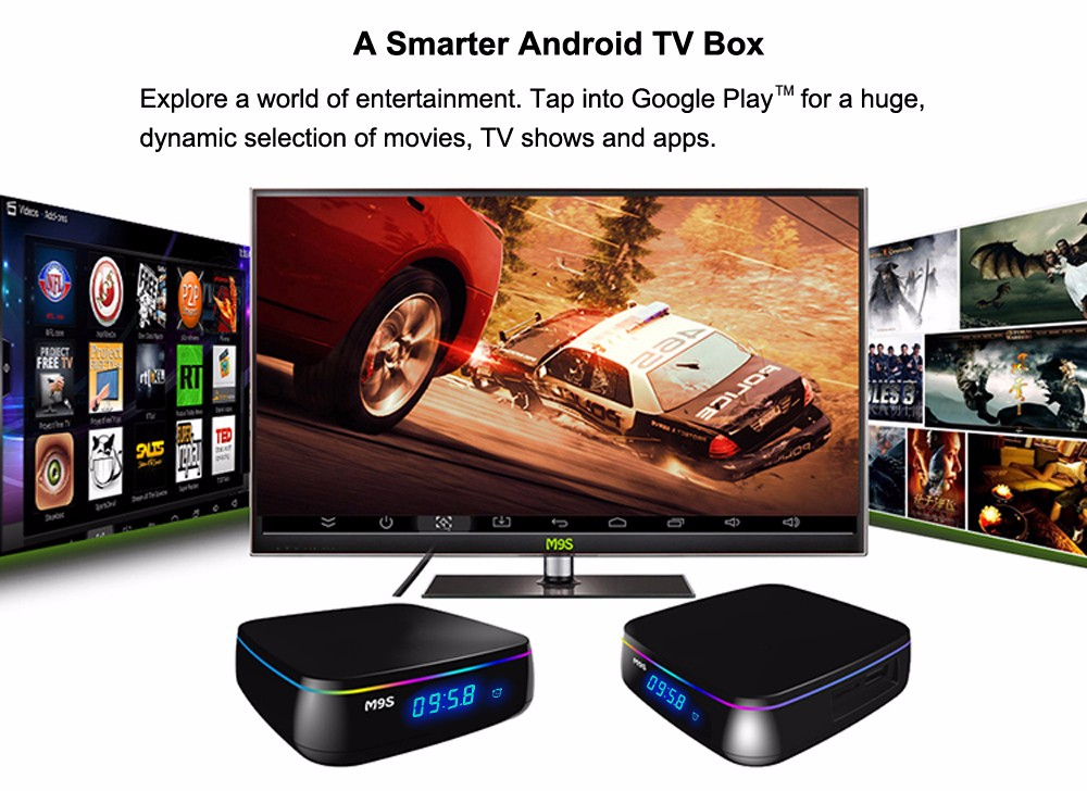 M9S MIX tv box