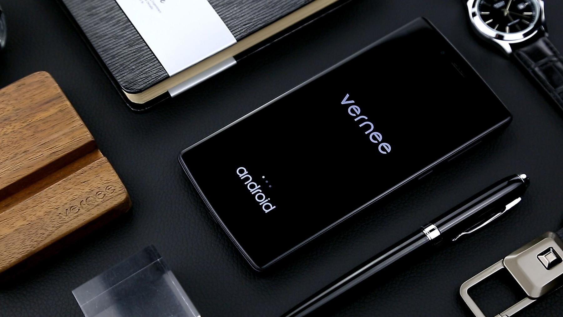 Vernee Apollo Lite okostelefon