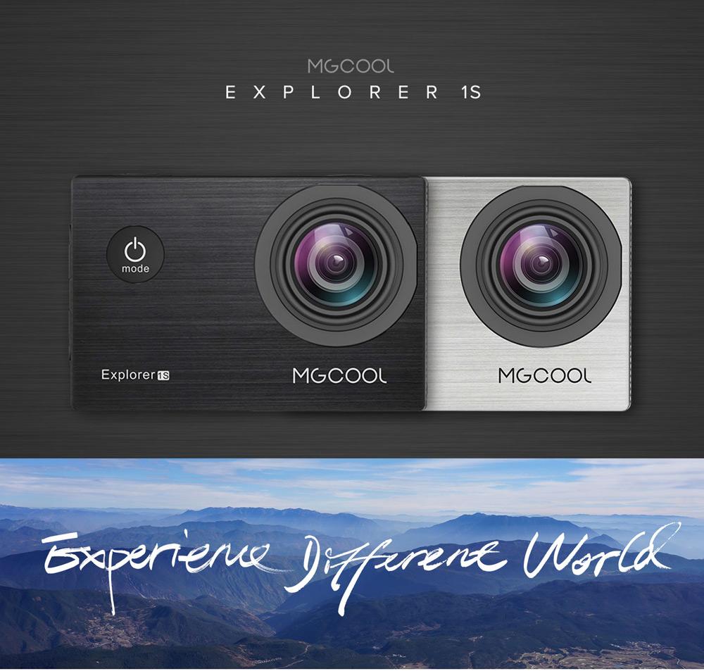 MGCOOL kamera