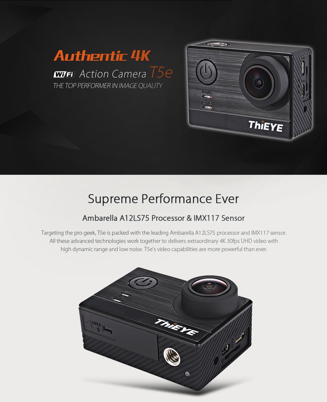 ThiEYE T5e akció kamera