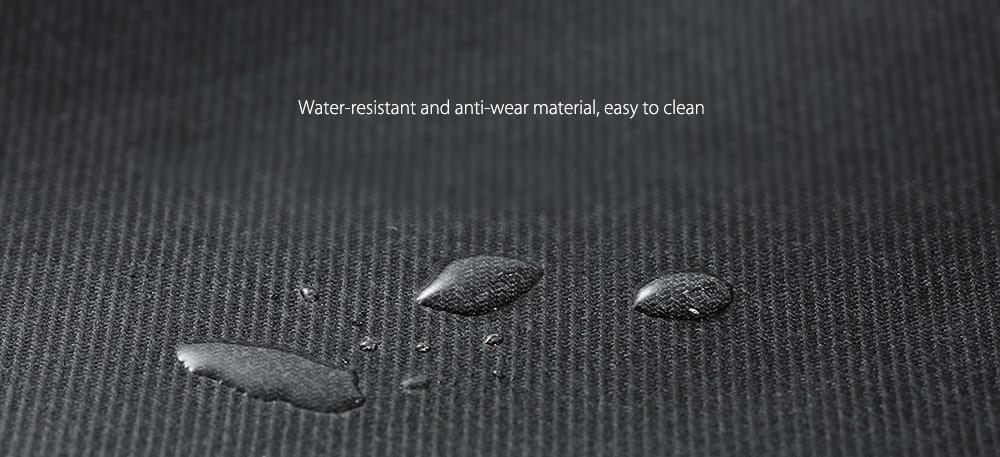 26c53cbbae28 EU ECO Raktár - Xiaomi 26L vízálló 15.6 inch Laptop táska - Fekete ...
